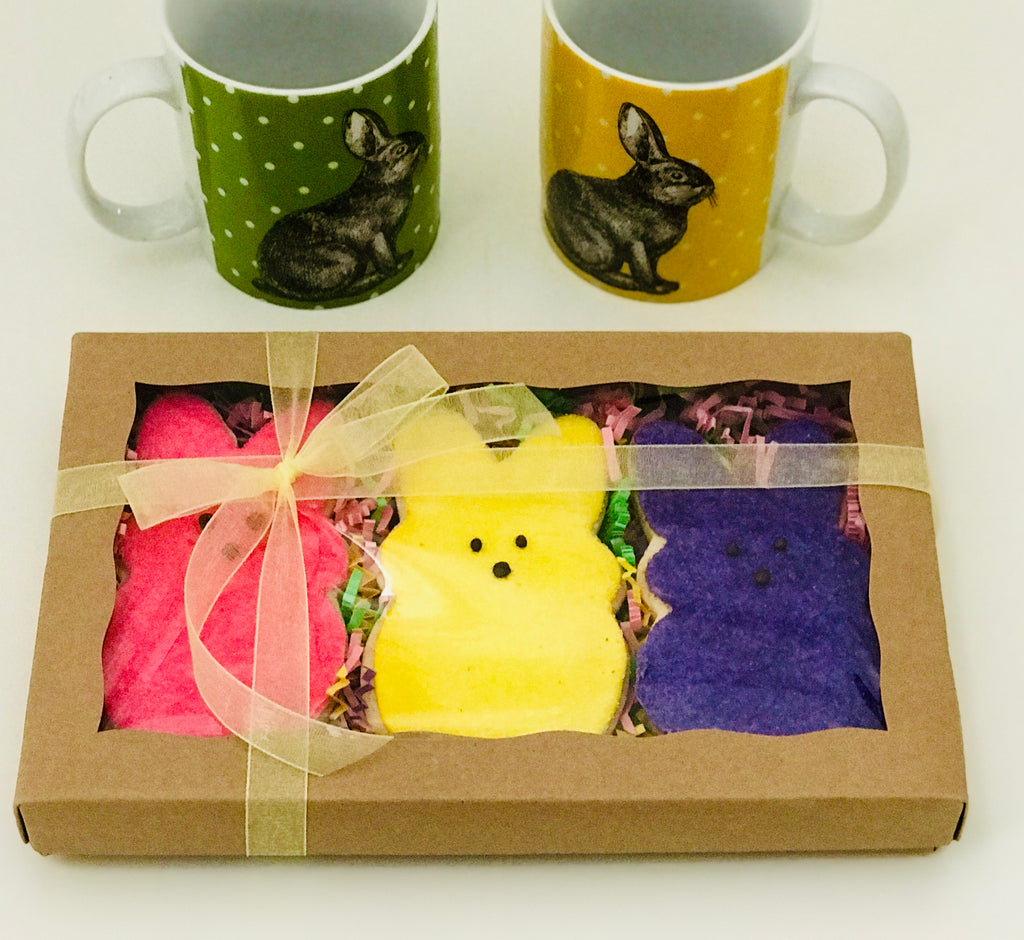 EASTER PEEPERS COOKIE BOX