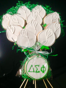SORORITY COOKIES BOUQUET