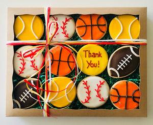 COOKIE BOX THANK YOU SPORTS