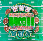 SUPER BOWL DELUXE COOKIE CAKE PLATTER