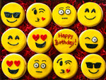 COOKIE BOX HAPPY BIRTHDAY EMOJIS