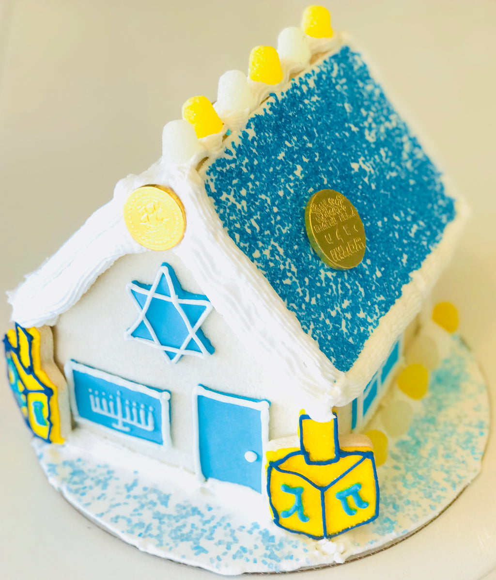 HOLIDAY HANUKKAH HOUSE