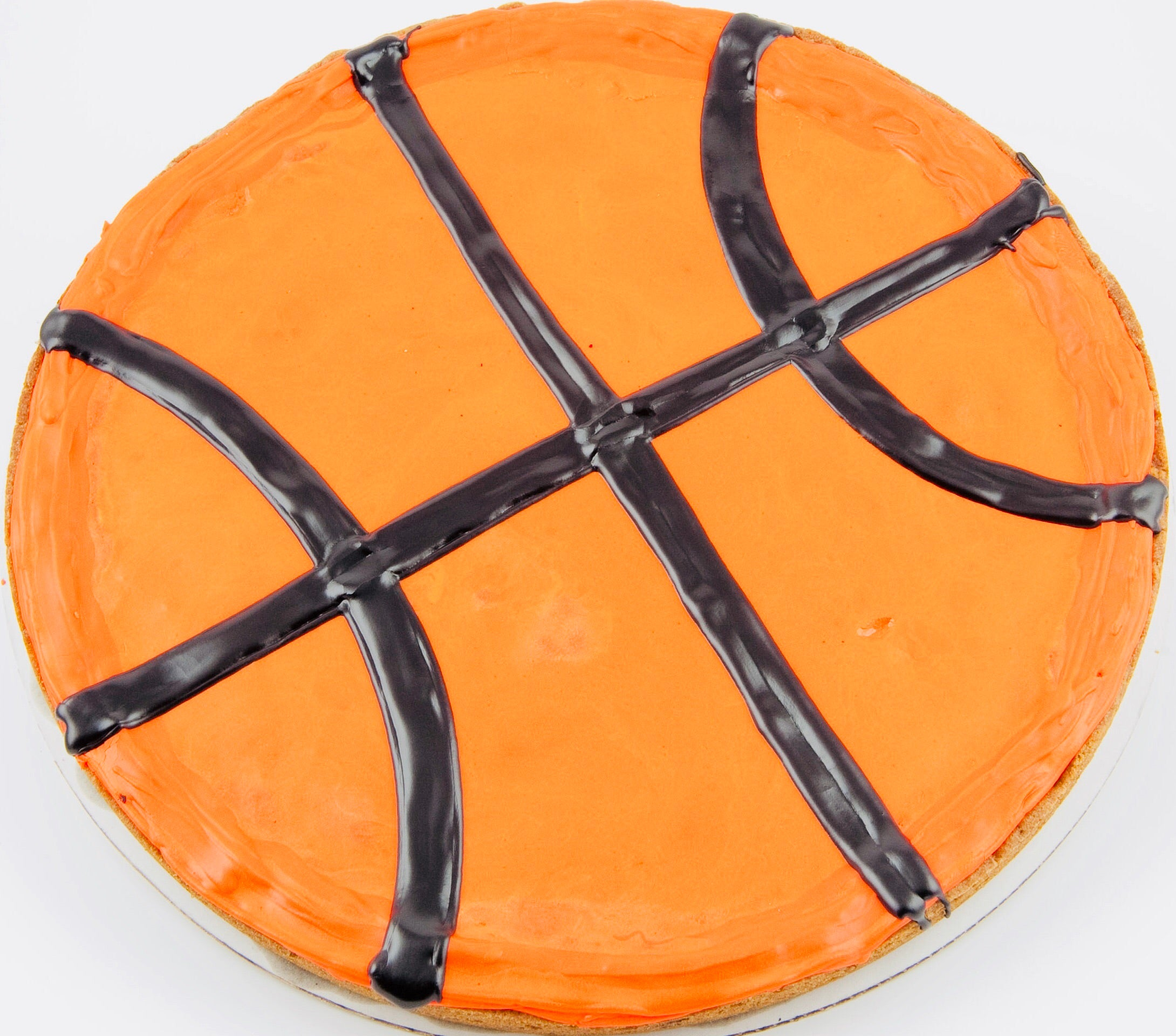 COOKIE CAKE BIRTHDAY BASKETBALL