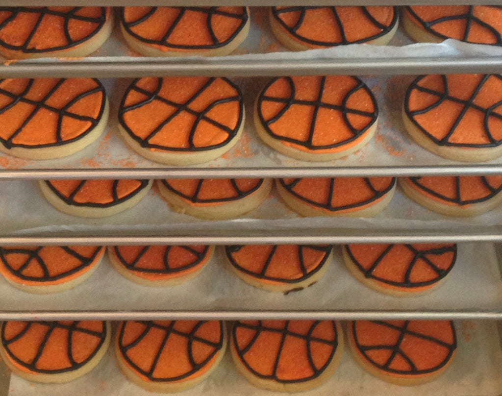 COOKIE FAVORS SPORTS/BASKETBALL