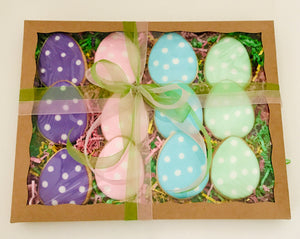 EASTER EGG COOKIE BOX