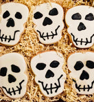 HALLOWEEN SILLY SKULLZ COOKIE GIFT BOX