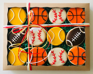 COOKIE BOX JUST BECAUSE SPORTS
