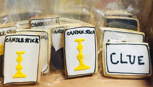 COOKIE FAVORS GAMES/CLUE