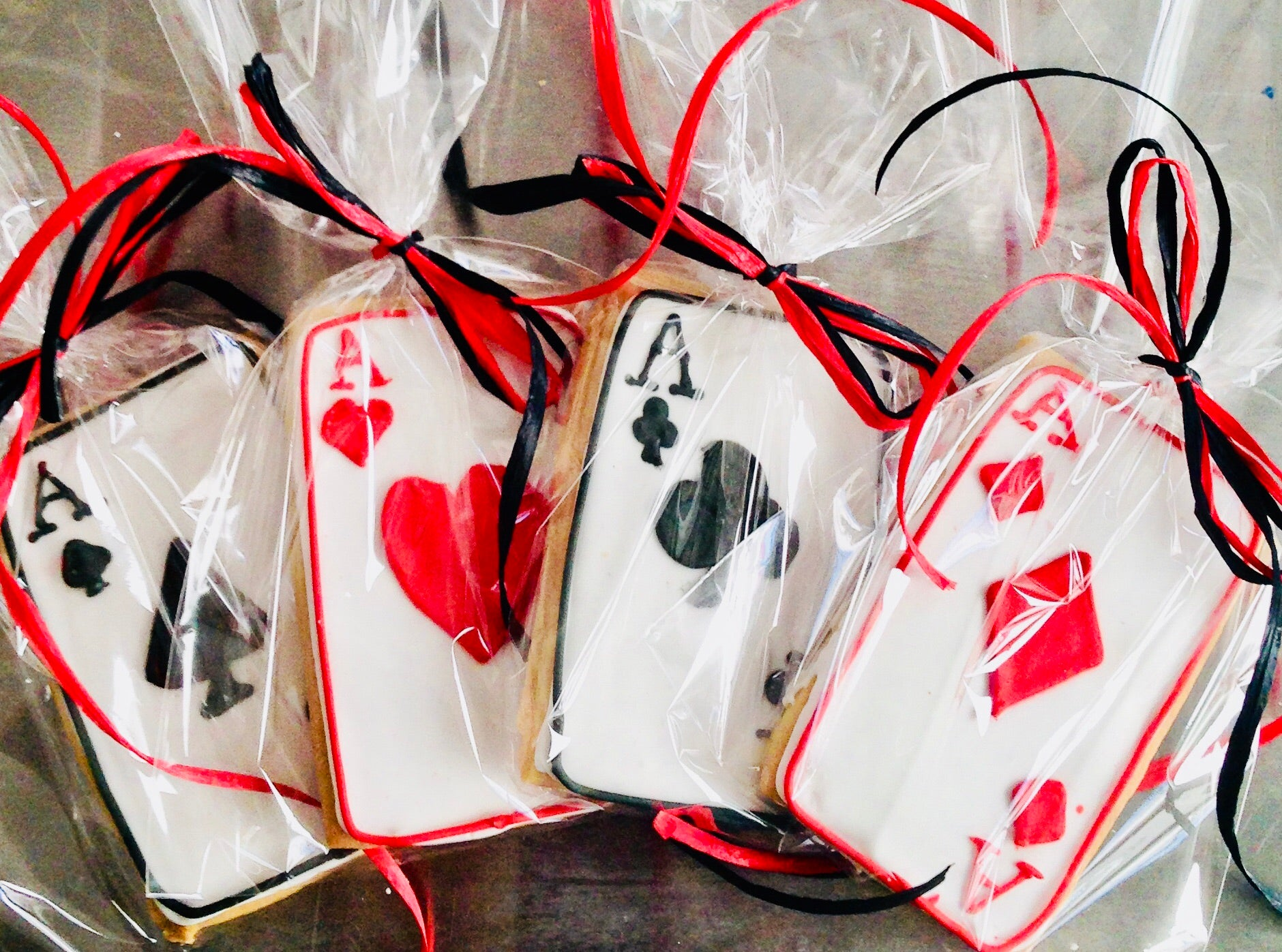 COOKIE FAVORS GAMES/CARDS