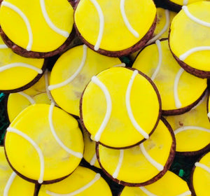 GOURMET BROWNIES SPORTS TENNIS