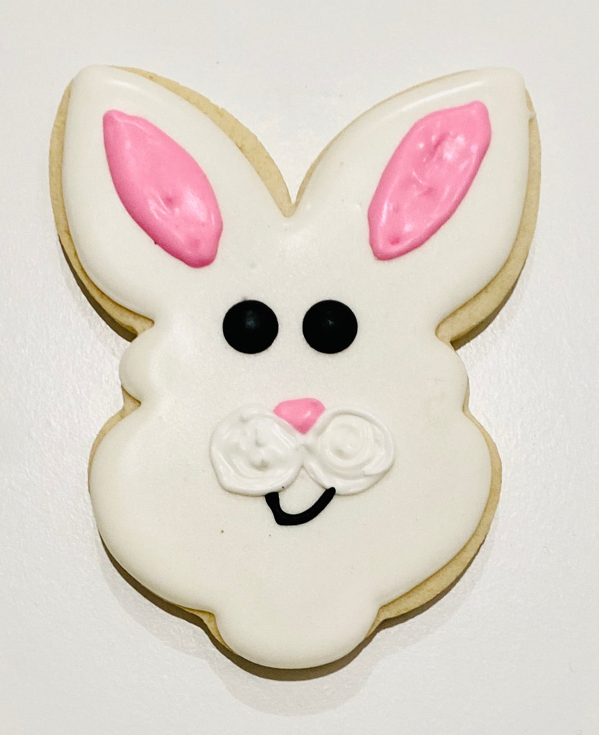 EASTER BUNNY COOKIE FAVORS