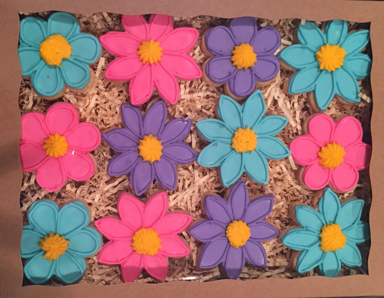SPRING DELUXE COOKIE GIFT BOX