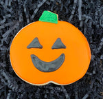 HALLOWEEN JACK O LANTERN COOKIE FAVORS