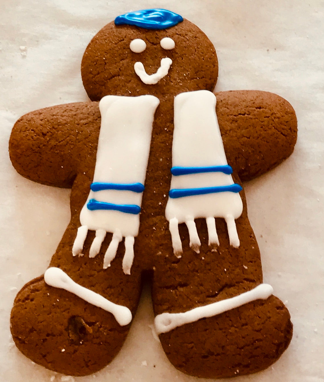 HANUKKAH HELPER COOKIE
