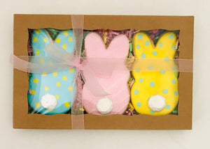 EASTER BUNNY COOKIE BOX 2018