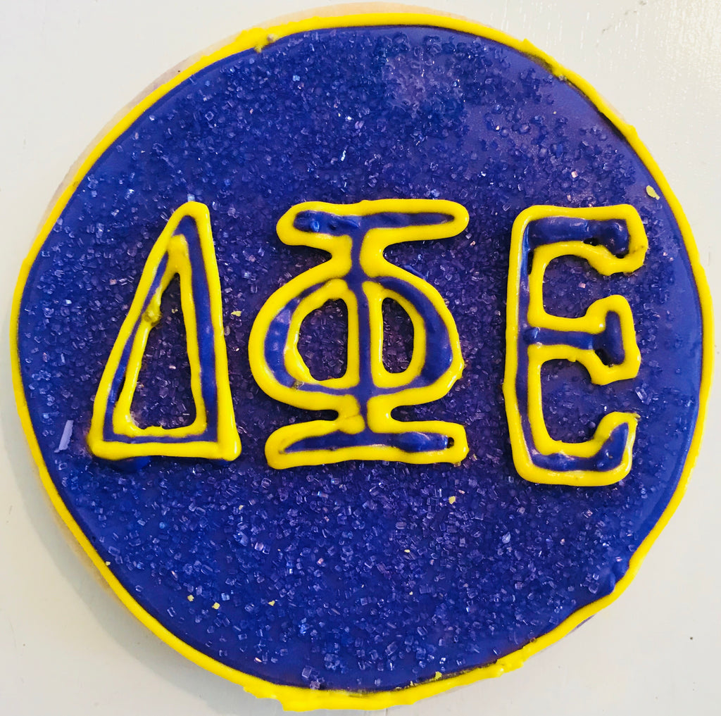 COOKIE FAVORS SORORITY