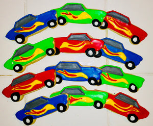 COOKIE BOX CARS JUST BECAUSE