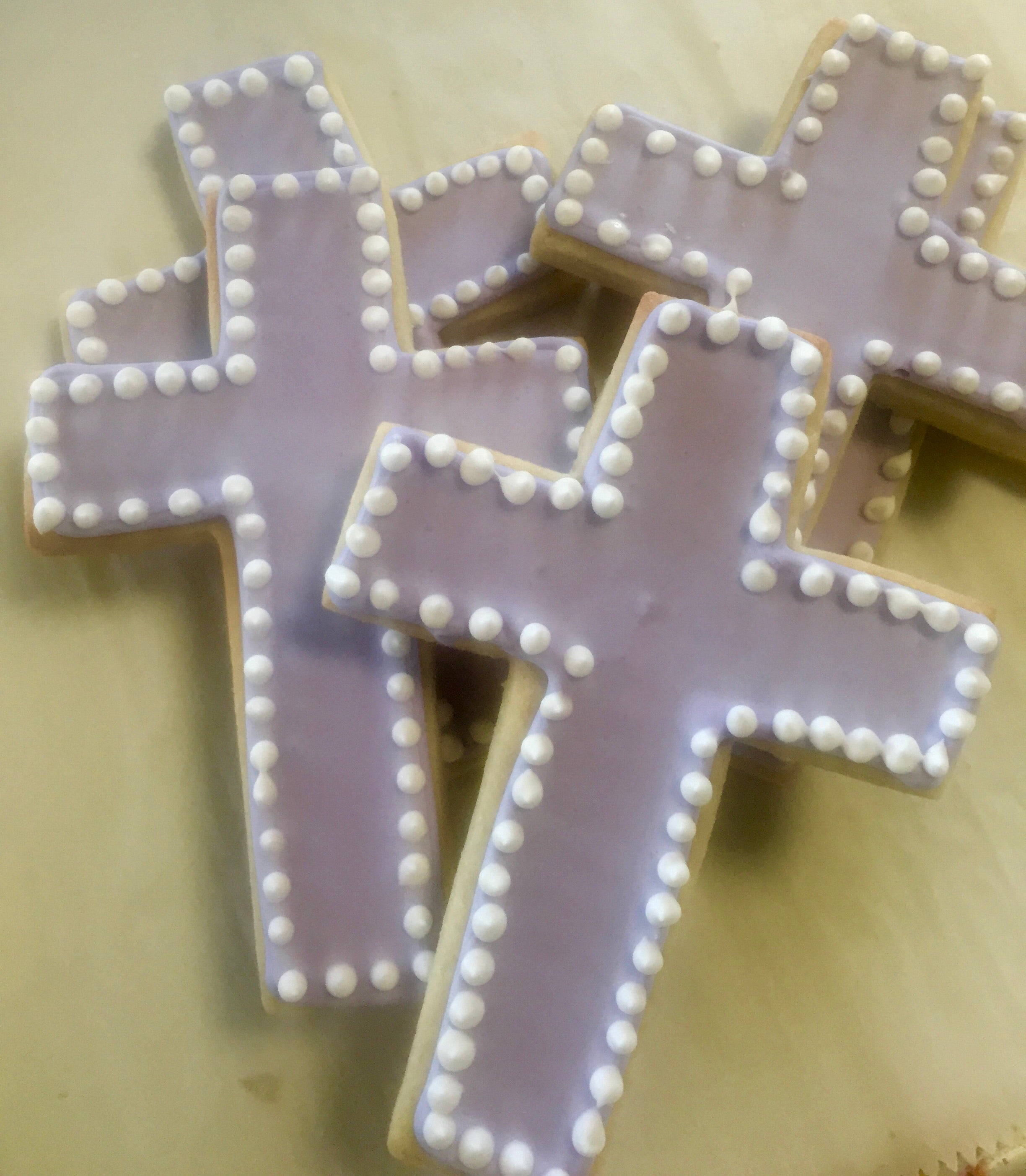 COOKIE FAVORS RELIGIOUS/CROSS