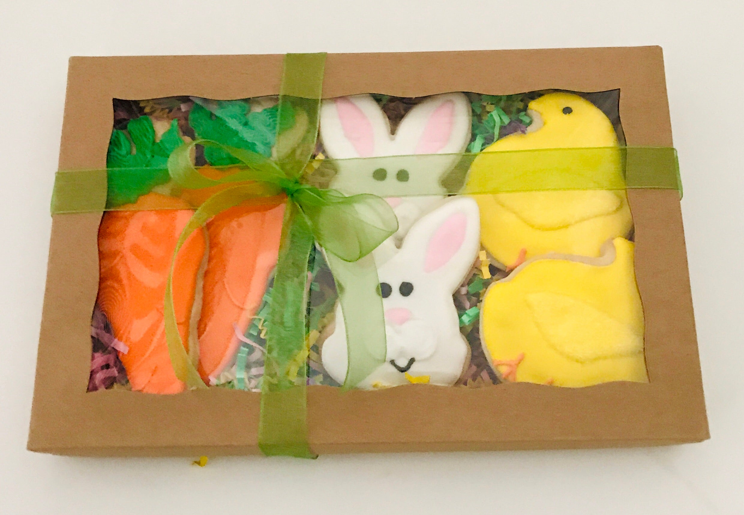EASTER COOKIE BOX - Small