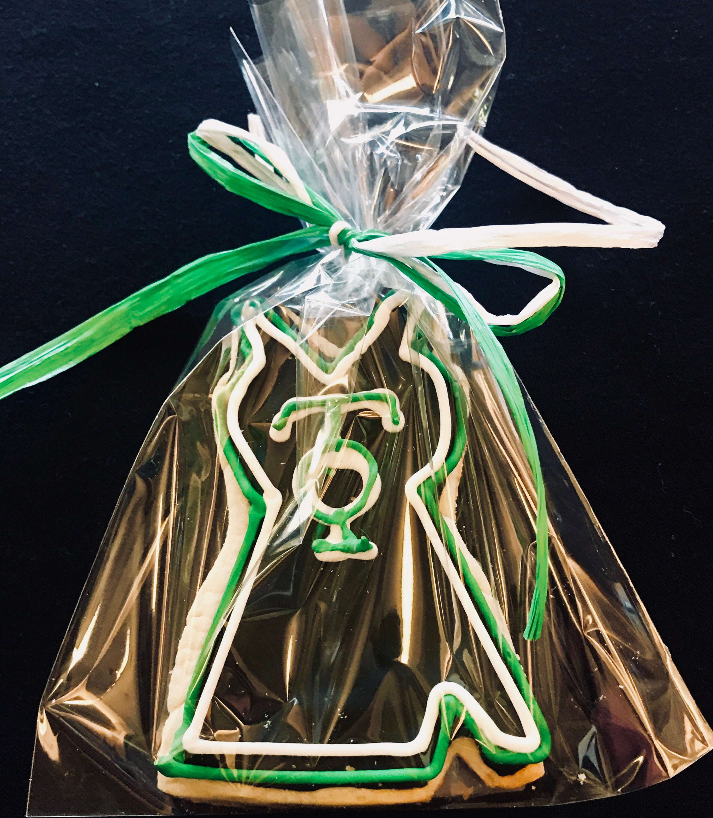 COOKIE FAVORS SPORTS/CHEERLEADING