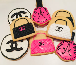 COOKIE FAVORS DIVA PERSONALIZED