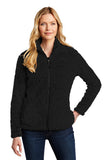 Port Authority® Ladies Cozy Fleece Jacket