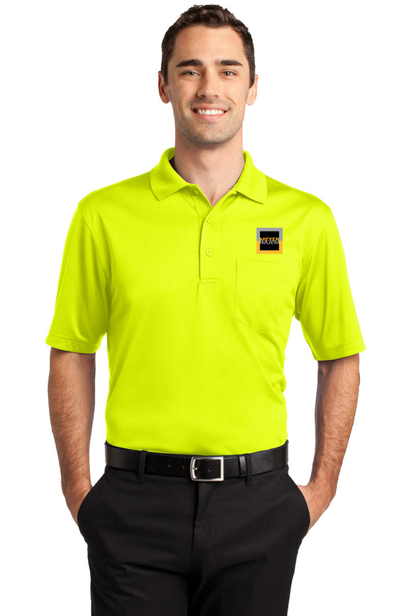 CornerStone® Select Snag-Proof Pocket Polo
