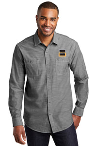 Port Authority® Slub Chambray Shirt