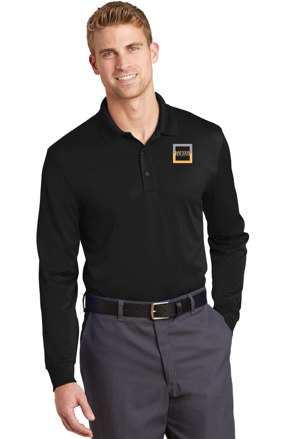 CornerStone® Select Snag-Proof Long Sleeve Polo