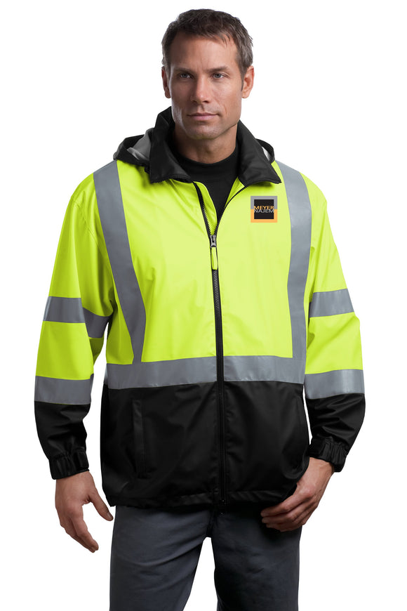 CornerStone® - ANSI 107 Class 3 Safety Windbreaker