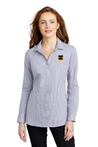 Port Authority® Ladies Pincheck Easy Care Shirt