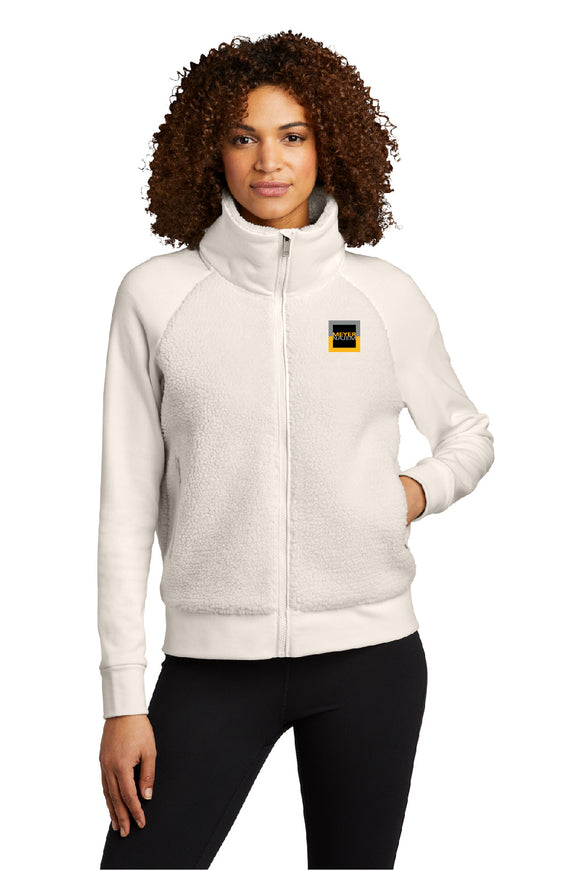 OGIO® Ladies Luuma Sherpa Full-Zip