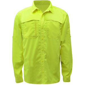 GSS Safety Enhanced Visibility Performance Utility Shirt