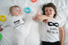 Super Sisters, Super Brothers Siblings Organic Cotton Set