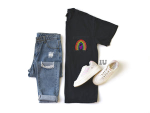 Rainbow - Pocket Tee