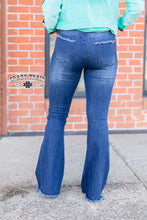 Load image into Gallery viewer, Flatter Flare Denim Jeans