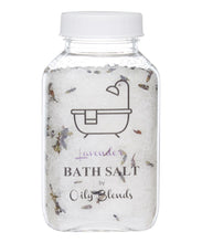 Load image into Gallery viewer, Essential Oil 6 oz Bath Salts