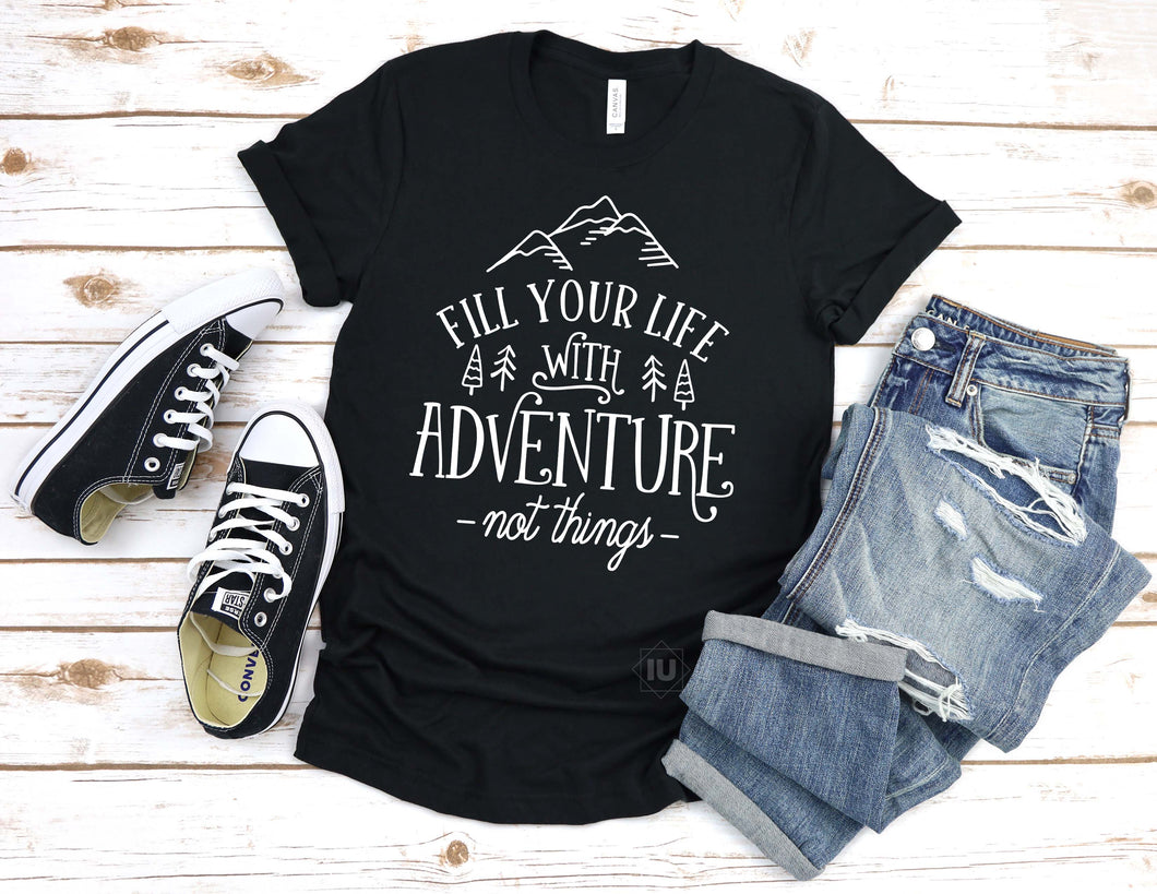 Adventure, Not Things | Sale | Wholesale