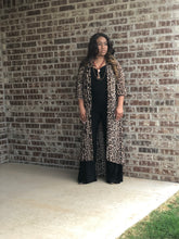 Load image into Gallery viewer, Leopard Dixie Duster