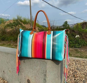 Fringe it is Weekend Bag