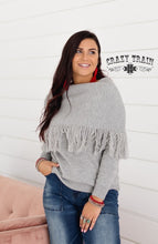 Load image into Gallery viewer, The Shanna Sweater (Grey)