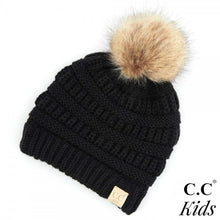 Load image into Gallery viewer, Kids CC brand beanies