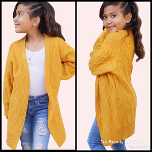 Girls Sweater Cardigans