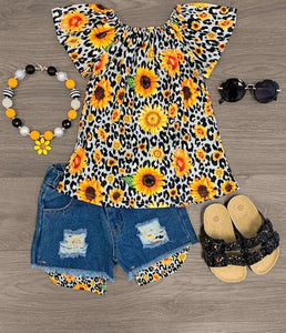 Sunflower 🌻 love set