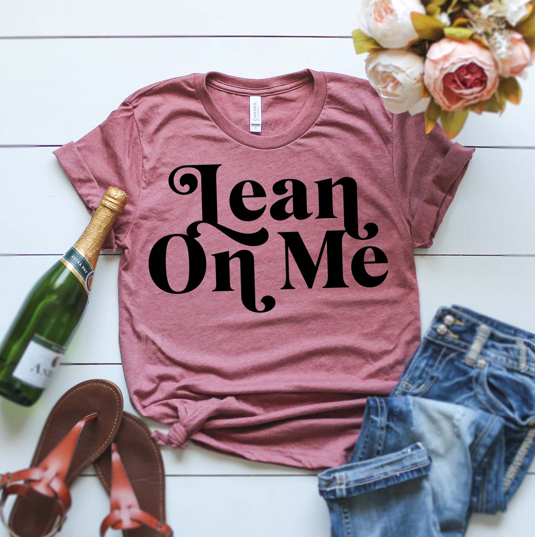 Lean On Me | Wholesale