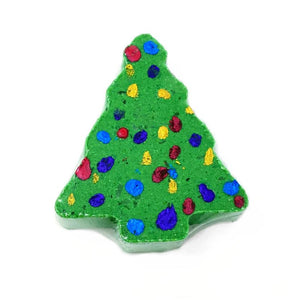 Christmas Tree Bath Bombs