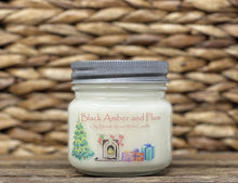Load image into Gallery viewer, WOOD WICK Christmas Soy Wax Candles