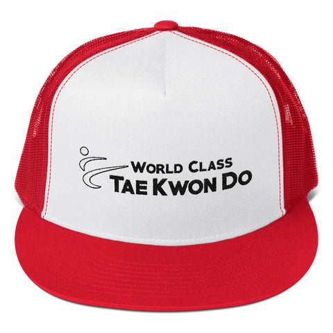 World Class Tae Kwon Do Trucker Cap