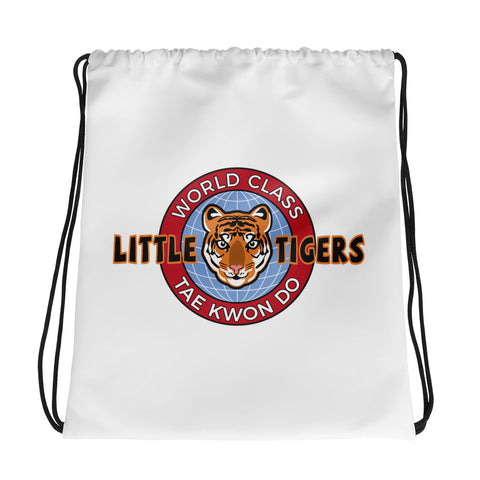 Drawstring Bag with Little Tigers Logo
