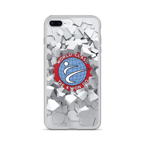 Logo Burst - iPhone Case
